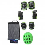 Yonker Skating Combo Set Sub Jr. Step One {4 In1} with Helmet