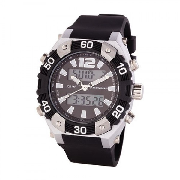 Dunlop DUN-283-G02 Sports Watch