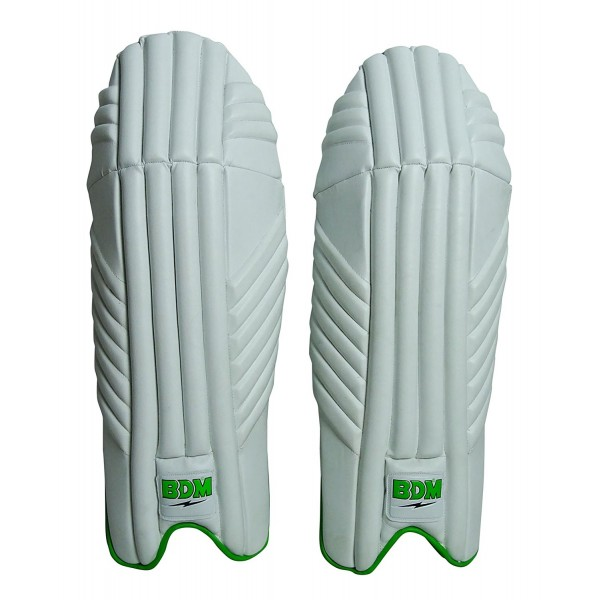 BDM Aero Dynamic Mens Wicket Keeping Leg Guards