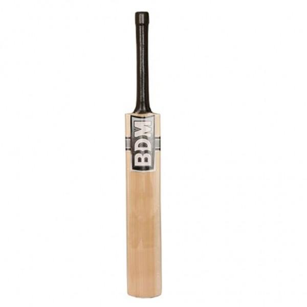 BDM Edge Natural Wood English Willow Cricket Bat (SH)