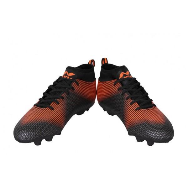 b645048a1159 Buy Nivia Pro Carbonite with Collar Rib Football Shoes For Men 454OB  (Orange