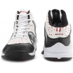 Nivia Heat Basketball Shoes 630 (White)