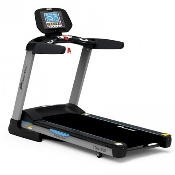 Powermax TDA-550 Motorized Treadmill