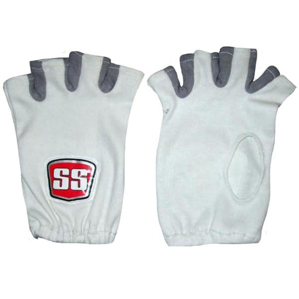 SS Club Plus Finger less Batting Inne Gloves (Mens)