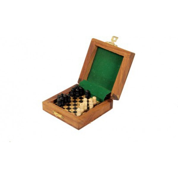 "AVM 3"" Travelling Chess Board"
