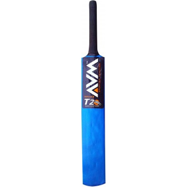 AVM Splash 20-20 Blue Kashmir Willow Cricket Bat