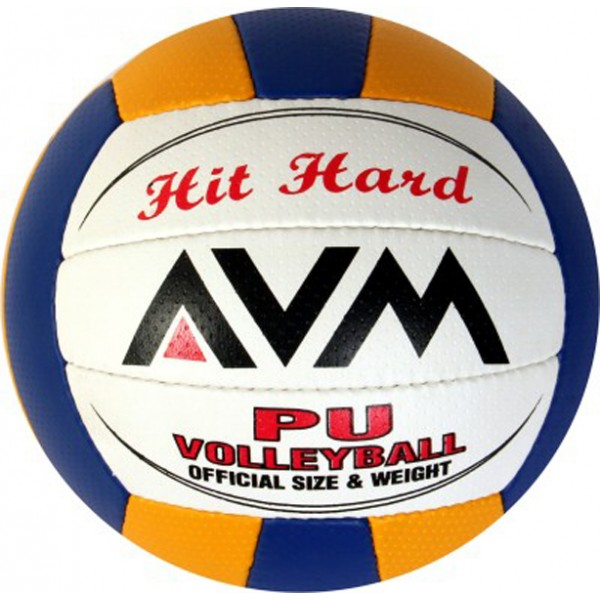 AVM Hit Hard PU Volleyball