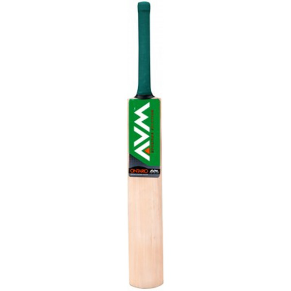 AVM Ontario Kashmir Willow Cricket Bat