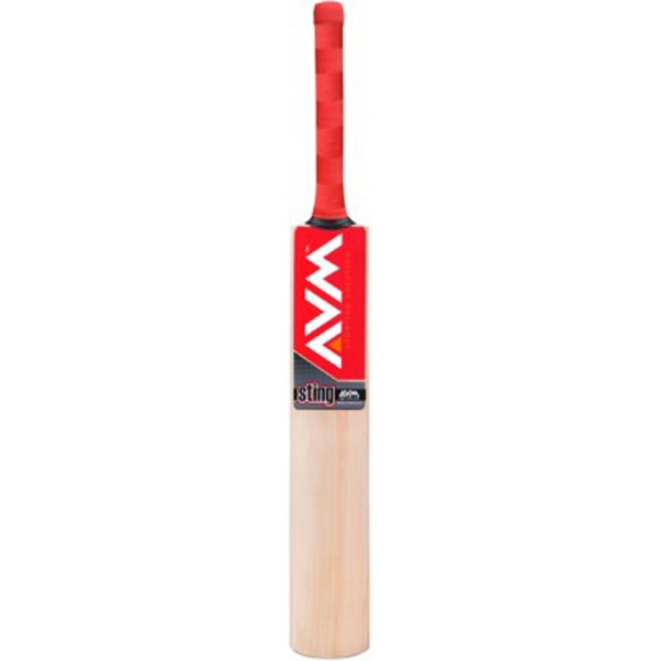 AVM Sting Kashmir Willow Cricket Bat