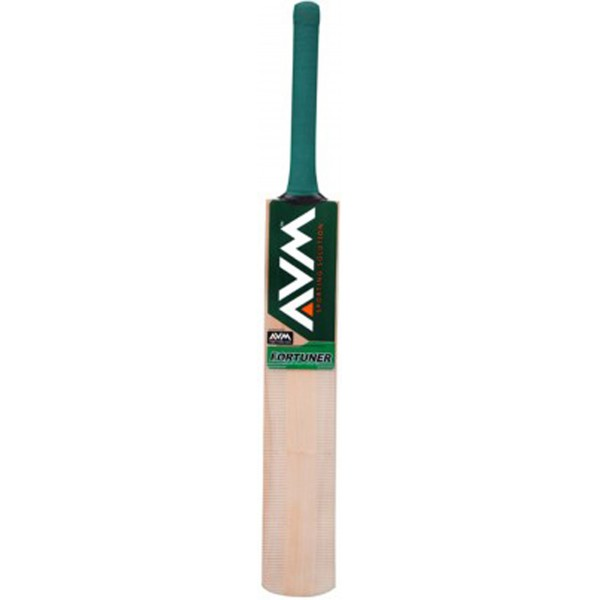 AVM Fortuner Kashmir Willow Cricket Bat