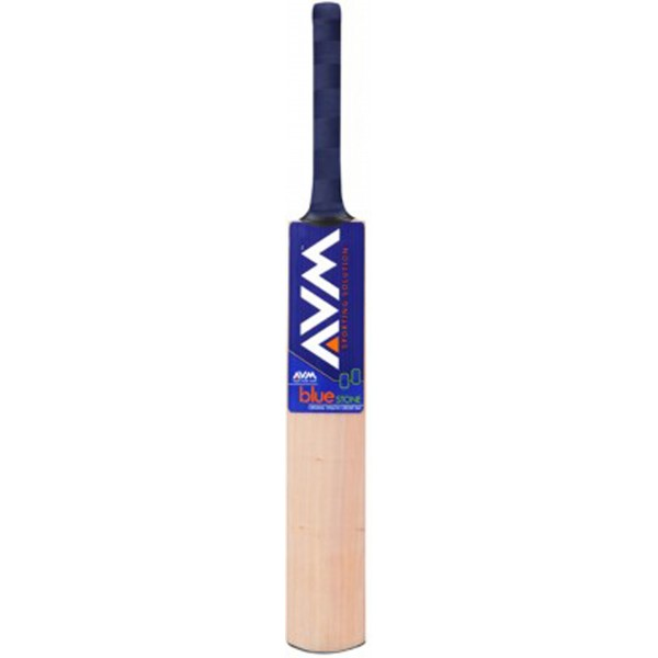 AVM Blue Stone Kashmir Willow Cricket Bat