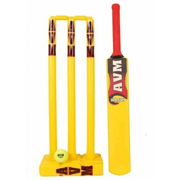 AVM Splash Plastic Cricket Kit