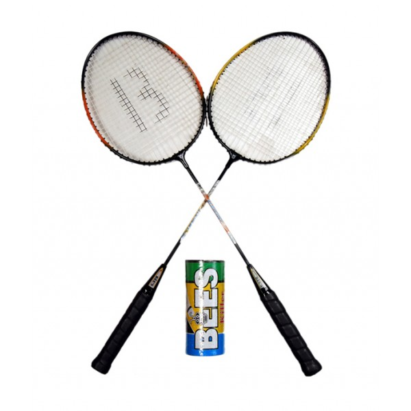 AVM Economy Badminton Set (With 3 Shuttles)