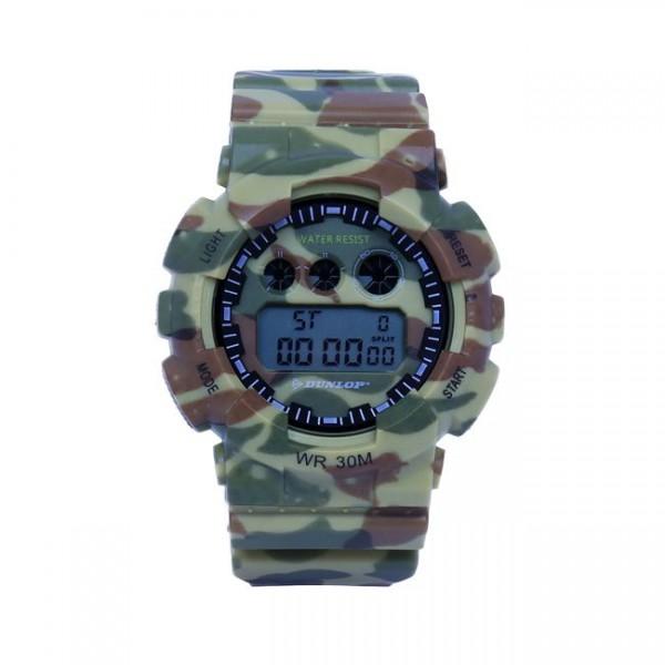 Dunlop DUN-267-G12 Sports Watch