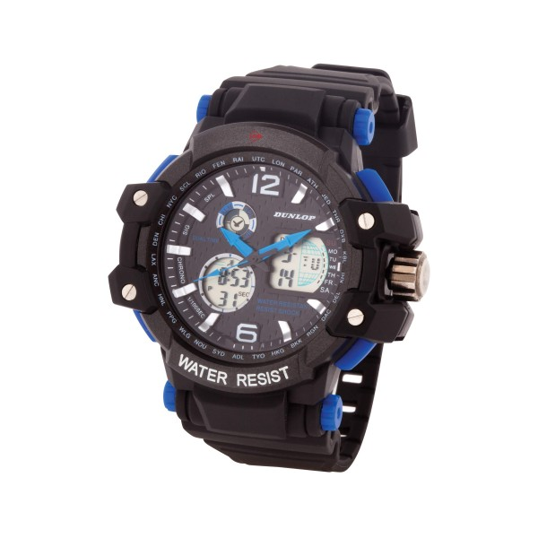 Dunlop DUN-270-G03 Sports Watch