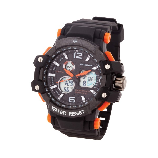 Dunlop DUN-270-G08 Sports Watch