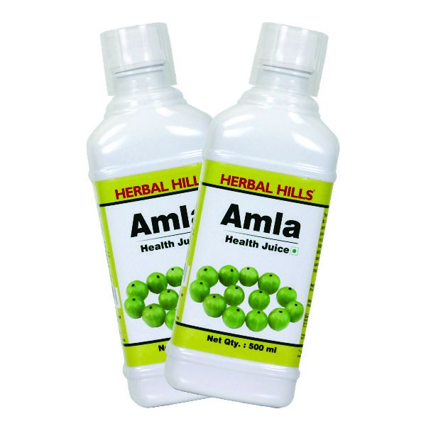 Herbal Hills Amla Juice (Combo)