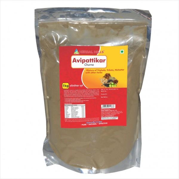 Herbal Hills Avipattikar Churna 1 Kg Powder
