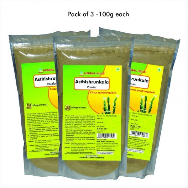 Herbal Hills Asthishrunkala 100 Gms Powder