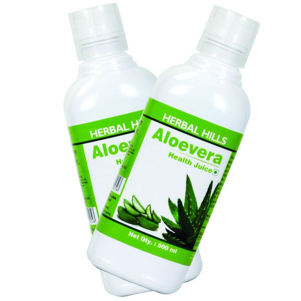 Herbal Hills Aloe Vera Juice (Combo)