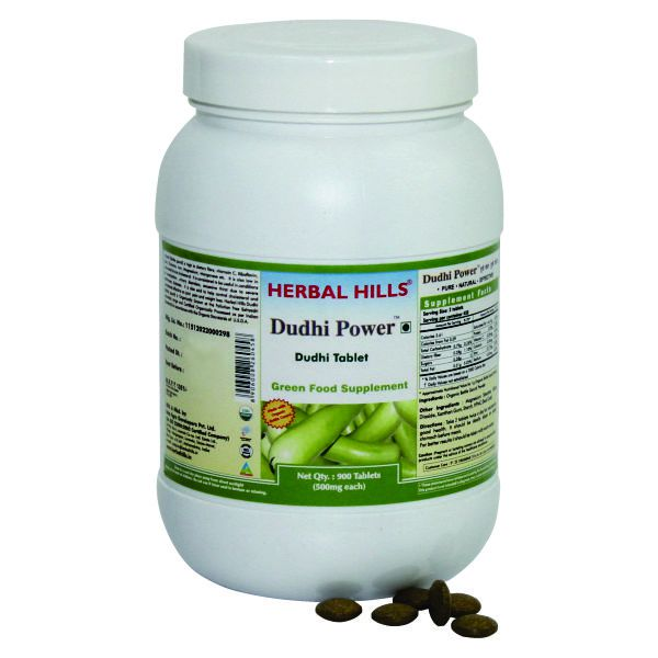 Herbal Hills Dudhi Power Value Pack 900 Tablet