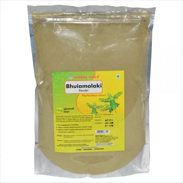 Herbal Hills Bhuiamlaki Powder 1 Kg Powder