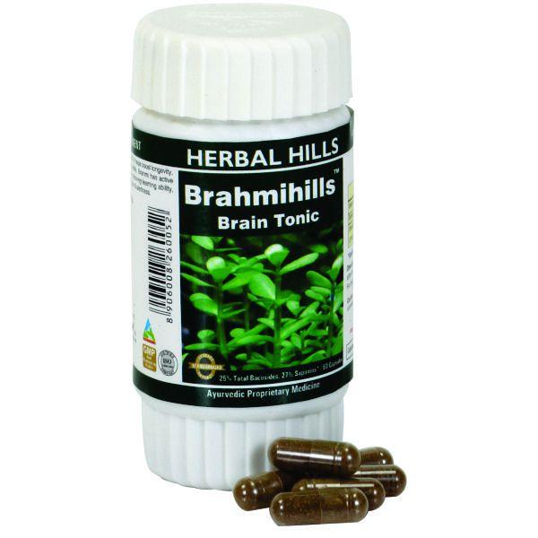 Herbal Hills Brahmihills 60 Capsule