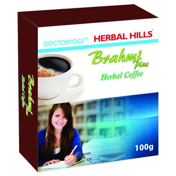 Herbal Hills Brahmi Herbal Coffee 100 Gms