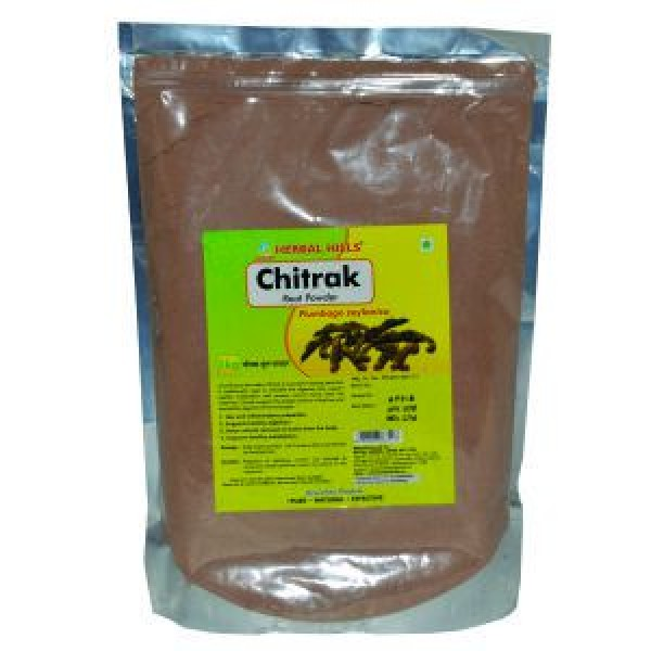 Herbal Hills Chitrak Root Powder 1 Kg