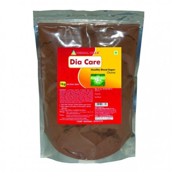 Herbal Hills Dia Care Churna 1 Kg Powder