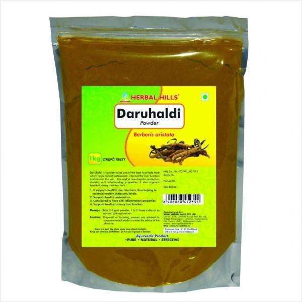 Herbal Hills Daru Haldi Powder 1 Kg