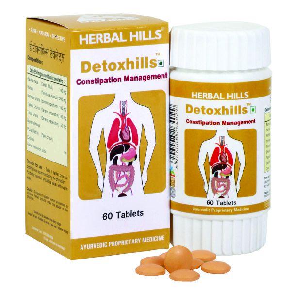 Herbal Hills Detoxhills 60 Tablets