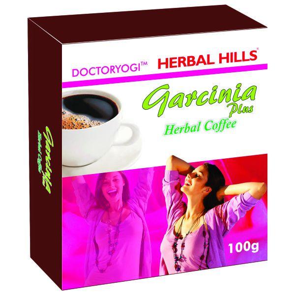 Herbal Hills Garcinia Herbal Coffee 100 Gms