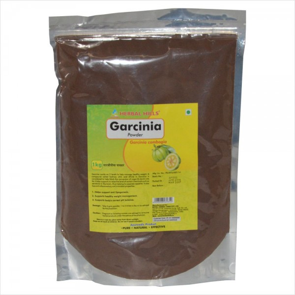 Herbal Hills Garcinia Powder 1 Kg