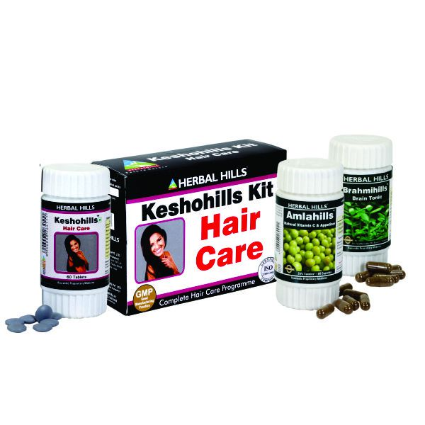 Herbal Hills Keshohills Kit