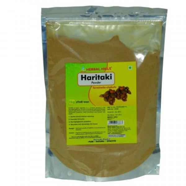 Herbal Hills Haritaki Powder 1 Kg Powder