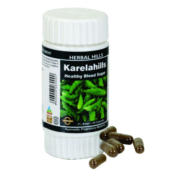Herbal Hills Karelahills 60 Cap