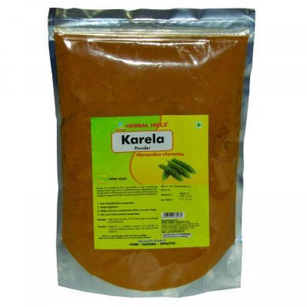 Herbal Hills Karela Powder 1 Kg