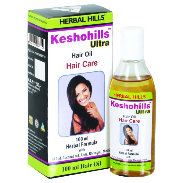 Herbal Hills Keshohills Ultra Oil 100 Ml