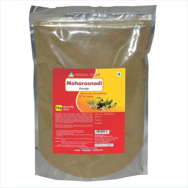 Herbal Hills Maharasnadi Powder 1 Kg Powder