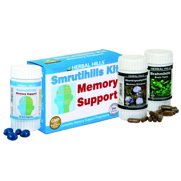 Herbal Hills Smrutihills Kit