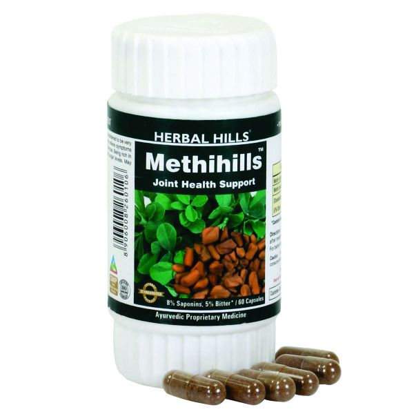 Herbal Hills Methihills 60 Capsule