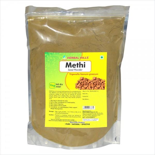 Herbal Hills Methi Seed Powder 1 Kg Powder