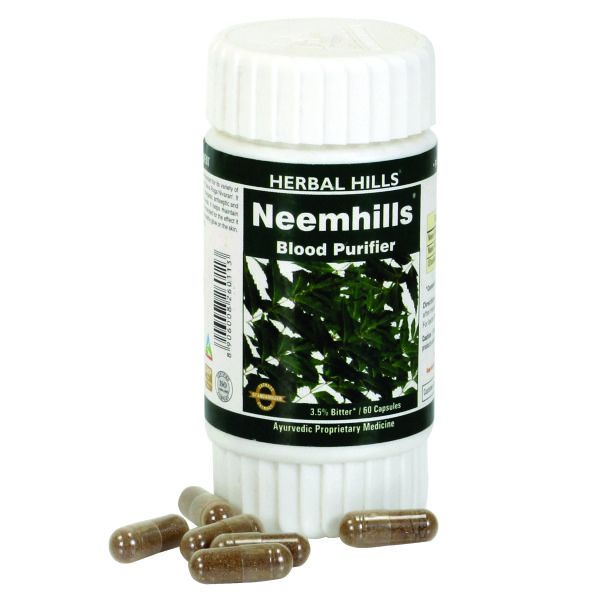 Herbal Hills Neemhills 60 Capsule
