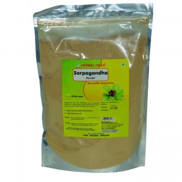 Herbal Hills Sarpagandha Powder 1 Kg
