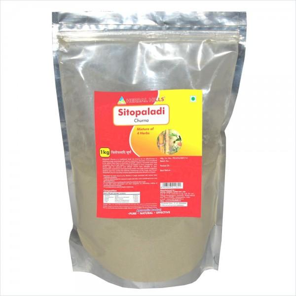 Herbal Hills Sitopaladi Churna 1 Kg Powder