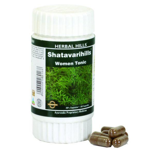 Herbal Hills Shatavarihills 60 Capsule
