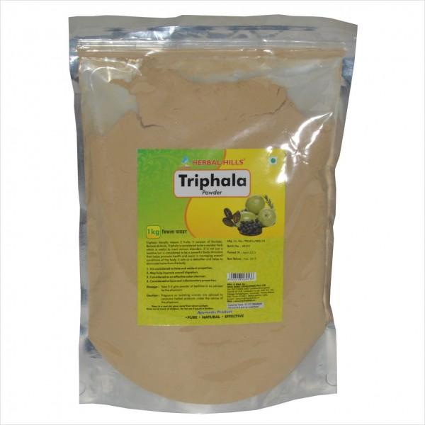Herbal Hills Triphala Powder 1 Kg