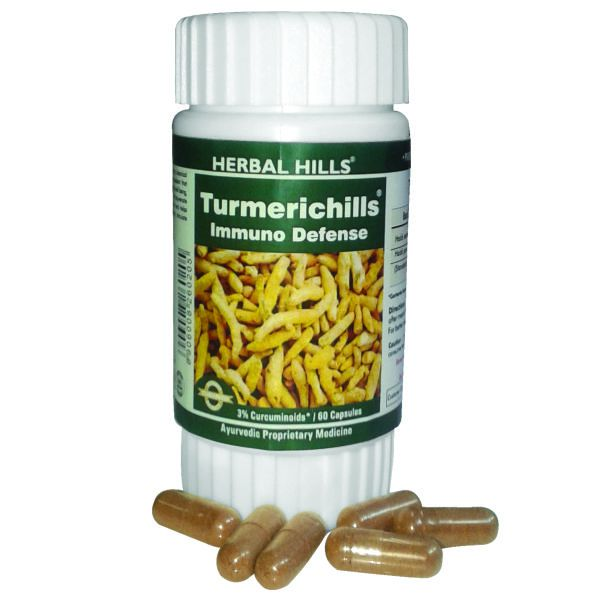 Herbal Hills Turmerichills 60