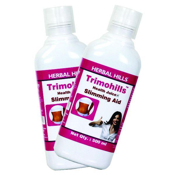 Herbal Hills Trimohills Juice (Combo)